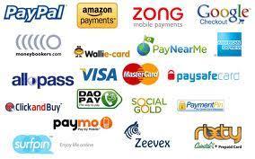 Nieuw makkelijk betalings systeem
