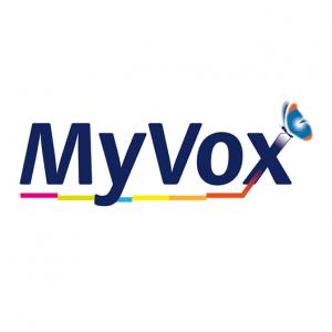 Myvox logo